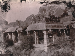 Mandapa of the Vitthala Temple, Vijayanagara